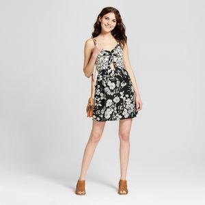 Xhiliration Floral Dress